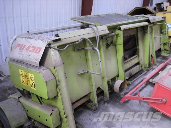 CLAAS pick up PU 430