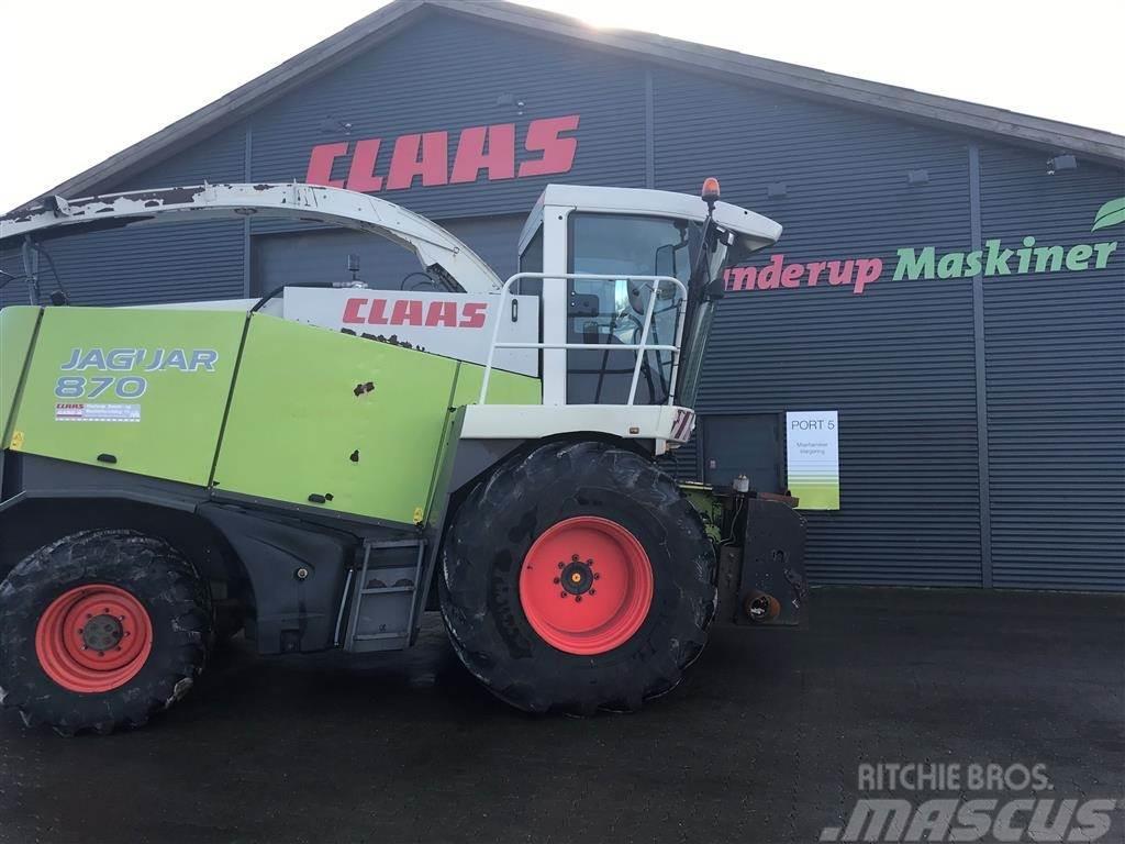 CLAAS 870