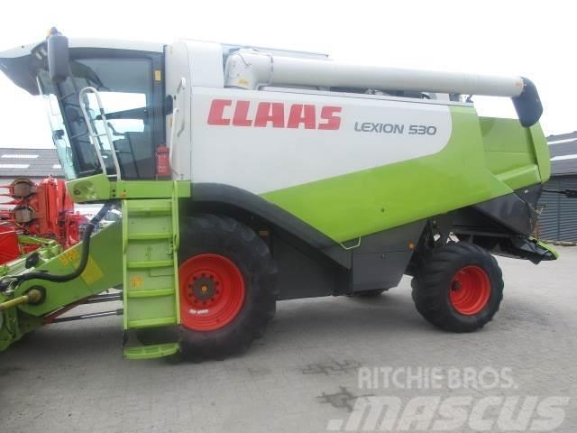 CLAAS LEXION 530 med 3D