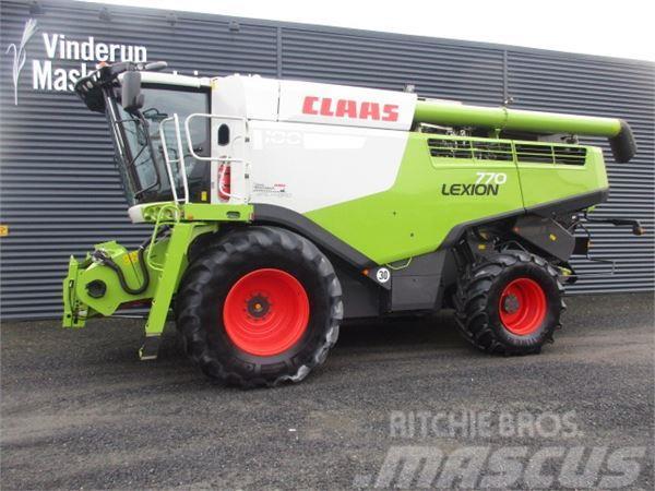 CLAAS LEXION 770 CEBIS