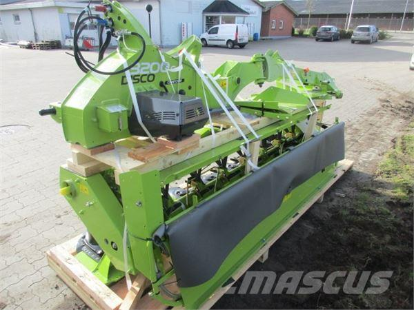 CLAAS DISCO 3200 Contour m/crimper, ny model