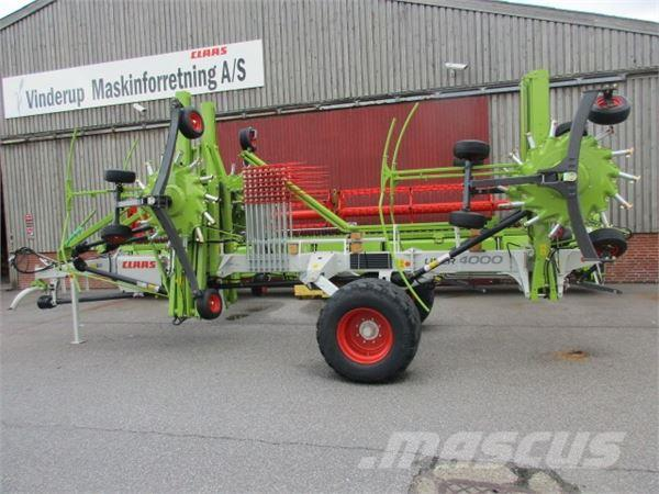 CLAAS Liner 4000 HHv