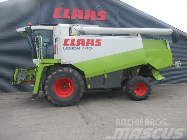 CLAAS Lexion 440 Cebis