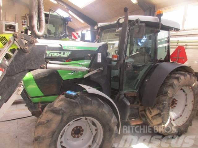 Deutz-Fahr Agrofarm 100 m/frontlæsser
