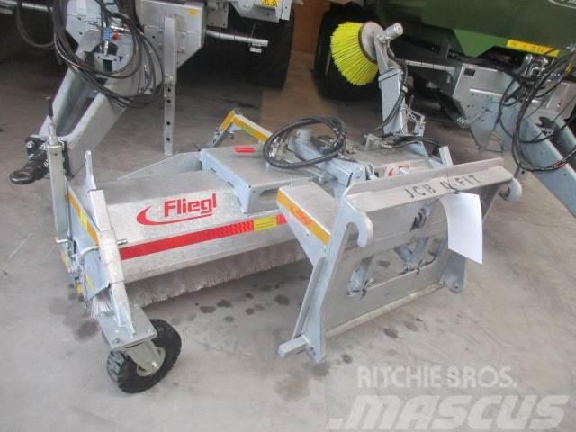 Fliegl KEH 230 type 500, m/sidebørste