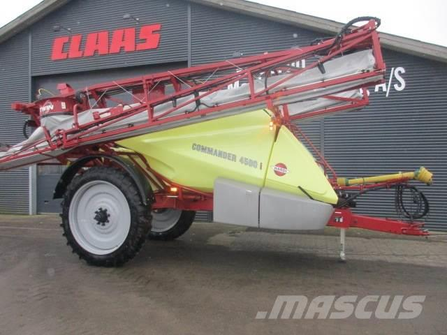 Hardi Commander 4500 I TWIN FORCE, 28 mtr