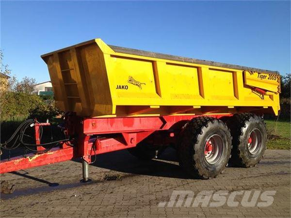 Jako Tiger 200S - 20tons