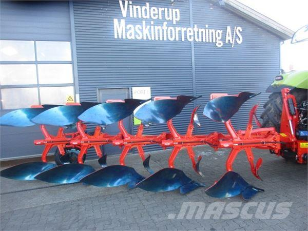 Kuhn VM153NSH 4+1 m/T-underplove og stor hydr landhjul