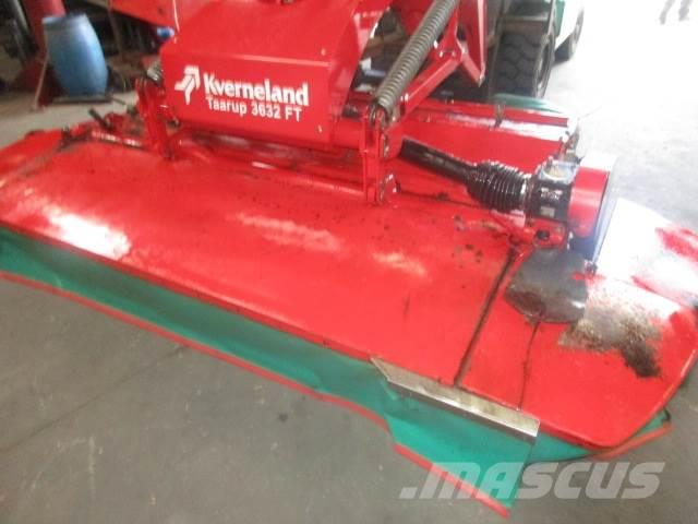 Kverneland 3632 FT Crimper