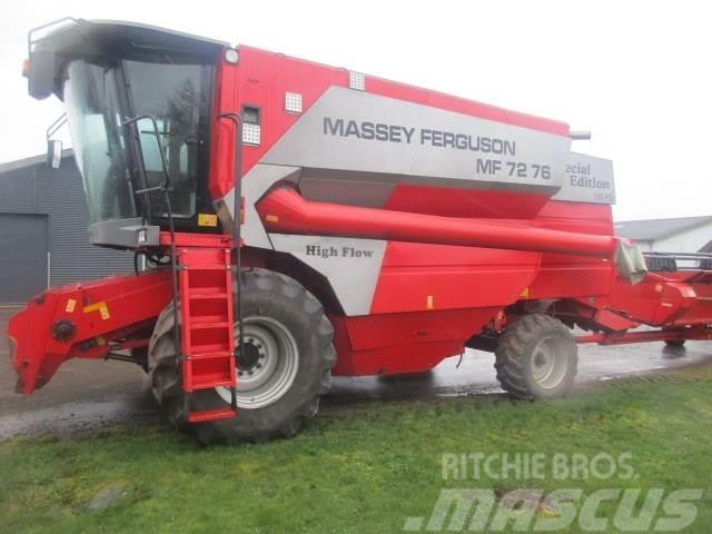 Massey Ferguson 7276 mejet. 22'PF