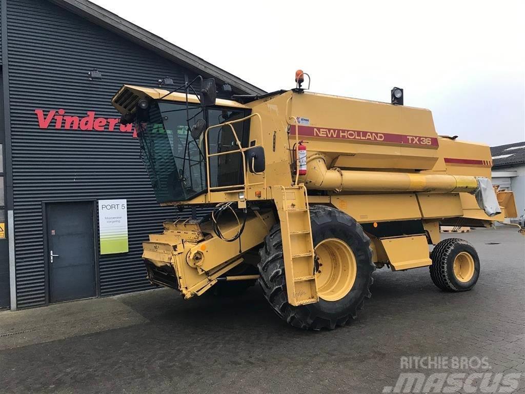 New Holland TX 36 SLH