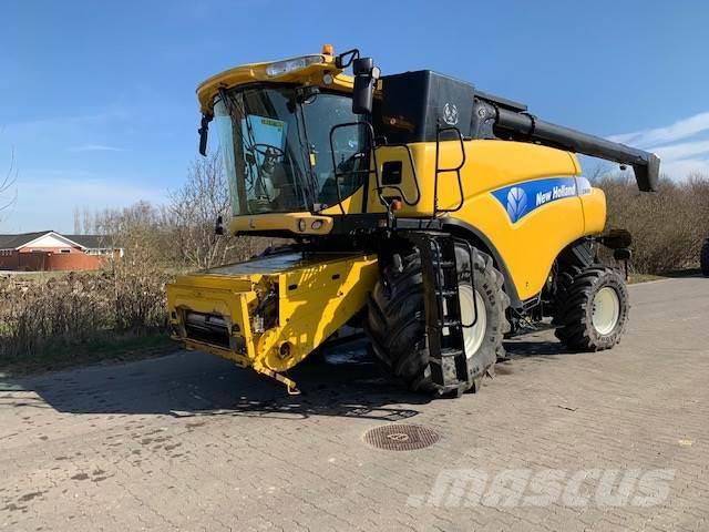 New Holland CR 980 30 FODS VARIO