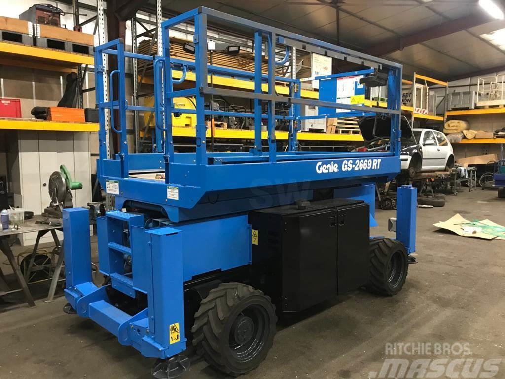 Genie GS-2669RT