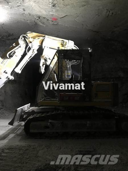 Liebherr R900 Tunnel