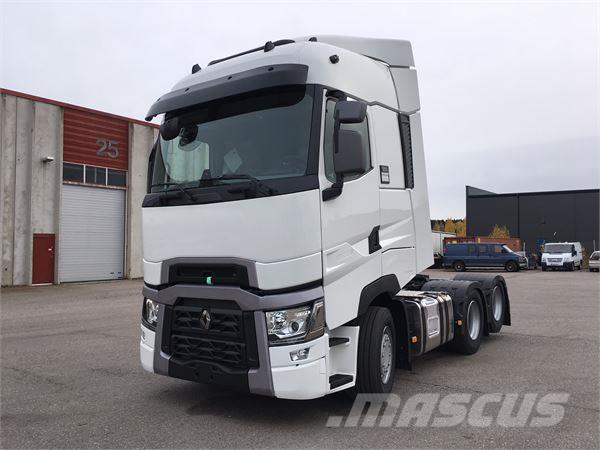 used renault trucks t high tractor units year 2018 for sale mascus usa. Black Bedroom Furniture Sets. Home Design Ideas