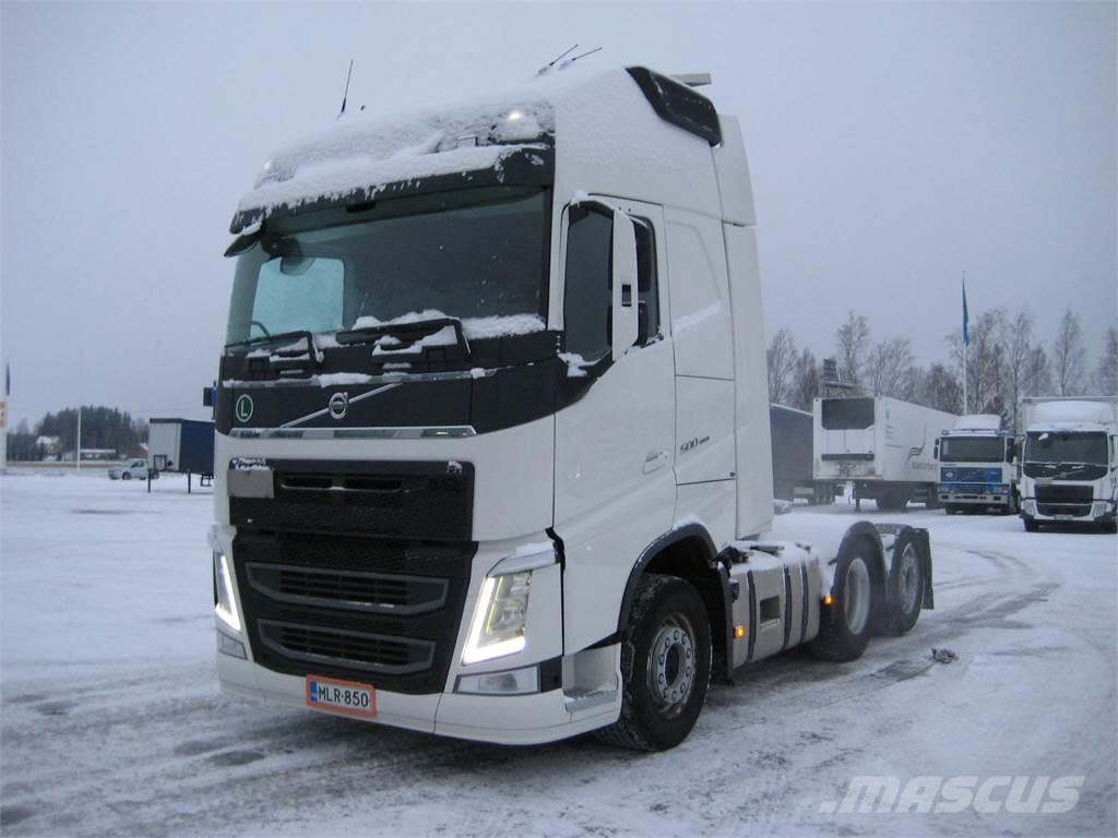 Used Volvo Fh13 Tractor Units Year  2014 Price   76 124