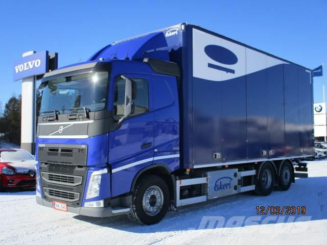 Volvo FH13