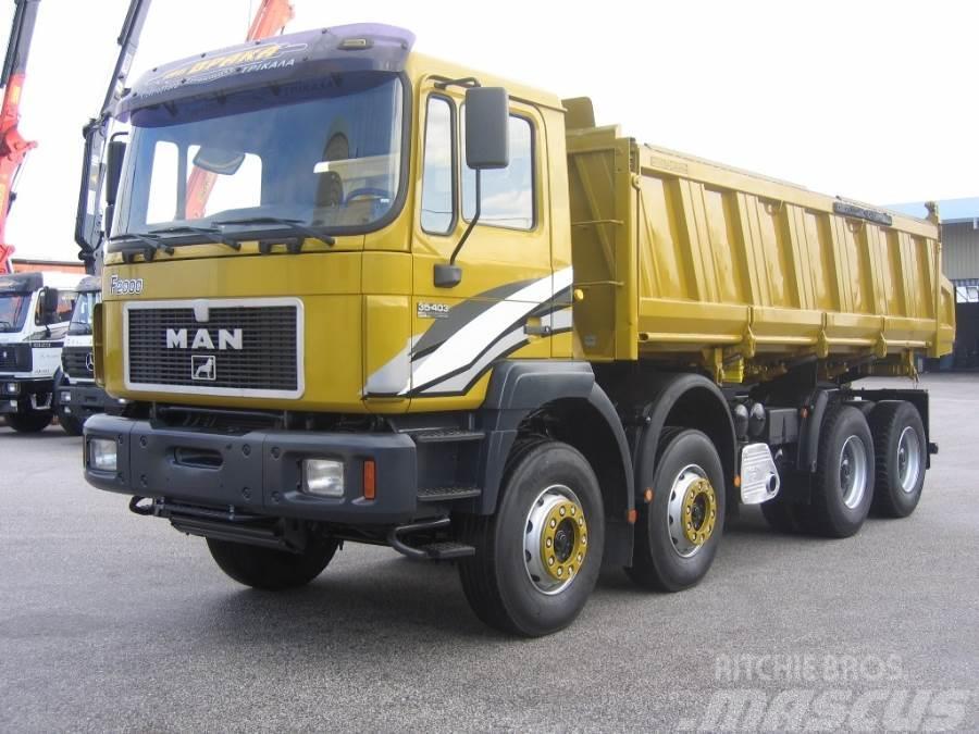 MAN VFK 35403 8X4
