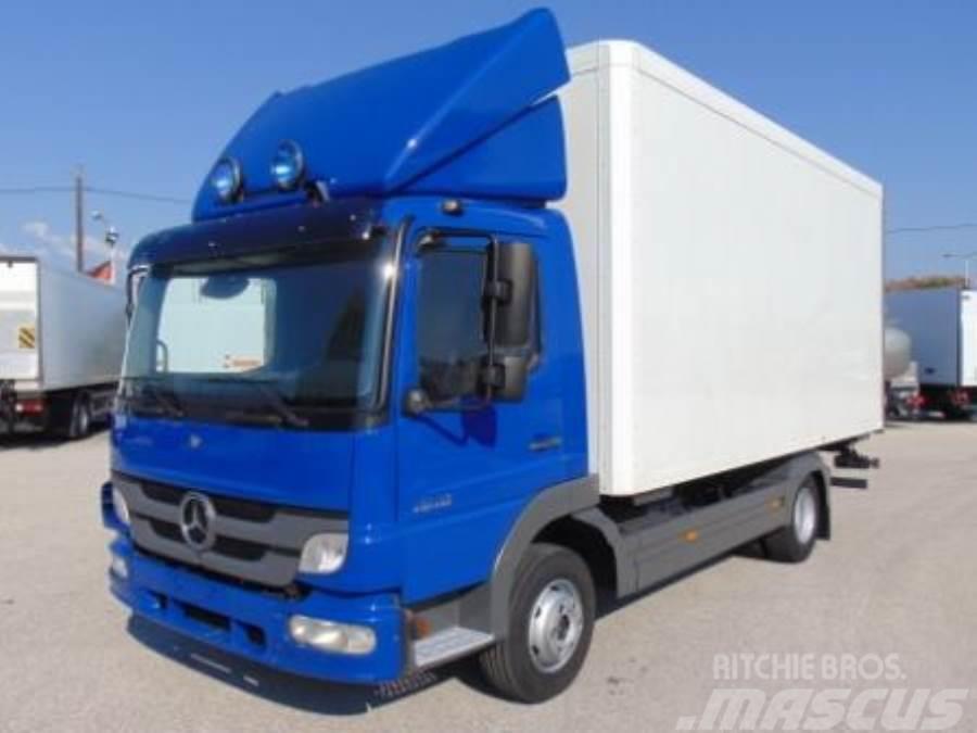 Mercedes-Benz 1018 ATEGO