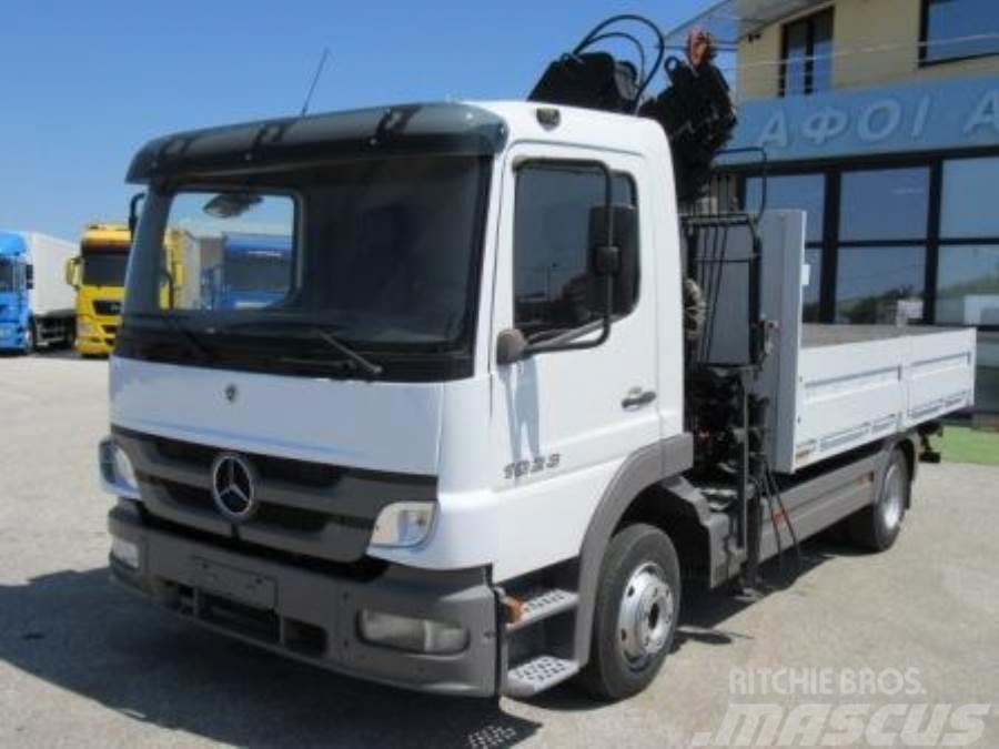Mercedes-Benz 1023 ATEGO