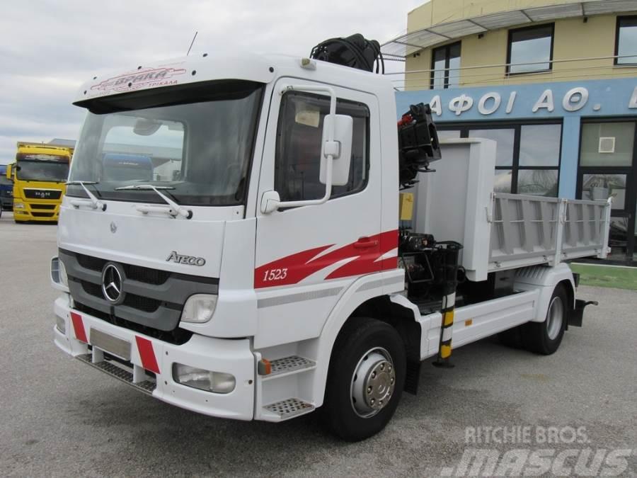 Mercedes-Benz 1523 ATEGO
