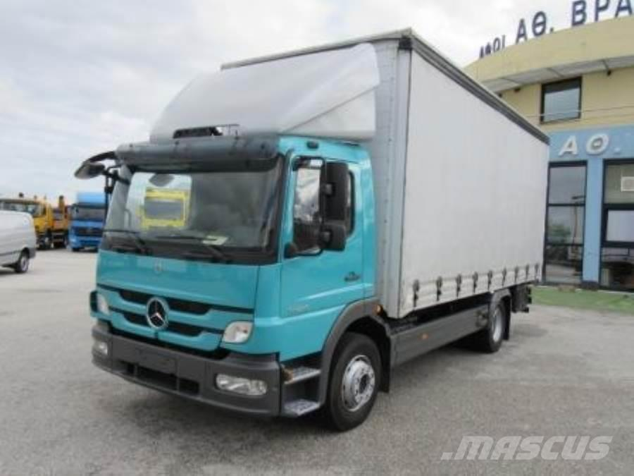 Mercedes-Benz 1524 L /EURO 5