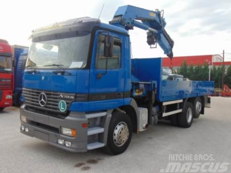 Mercedes-Benz 2535 L 6X2