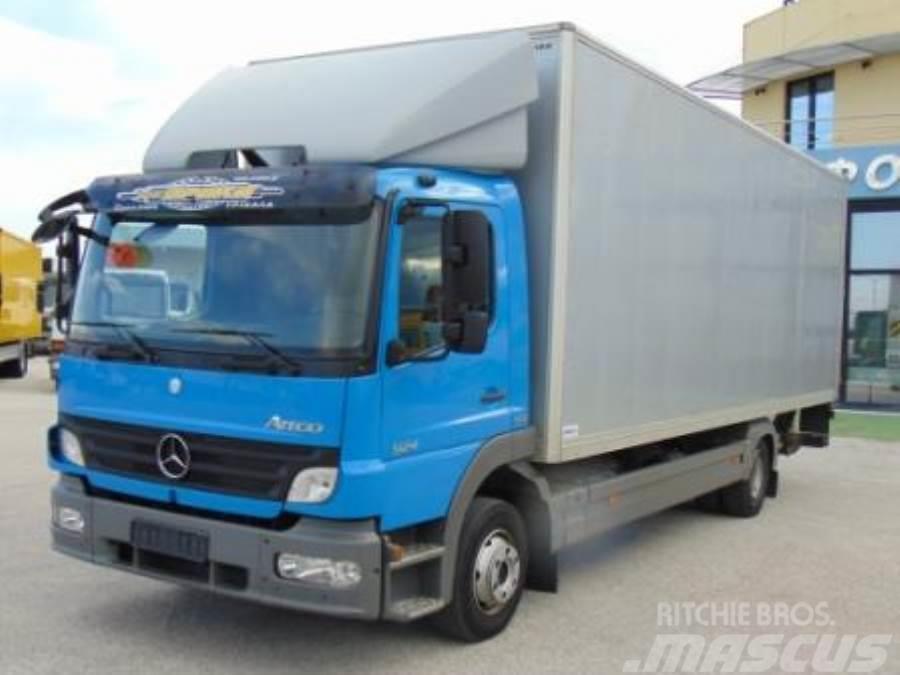 Mercedes-Benz 924 ATEGO