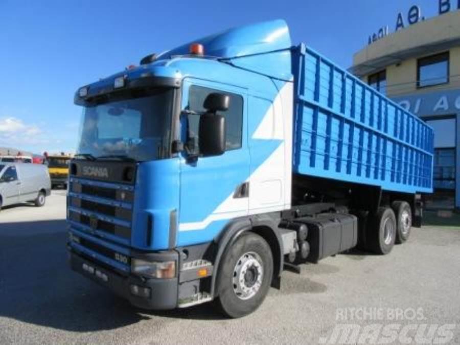 Scania 144-460 6x2
