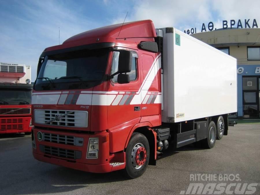 Volvo FH 12-420 R 6X2