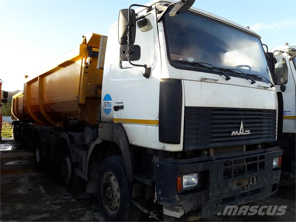 МАЗ 6516В9-(480-000)