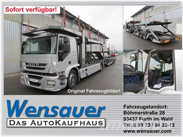 Iveco Stralis AT190S42/FP CT+RolfoPegas EURO5 2015 überh