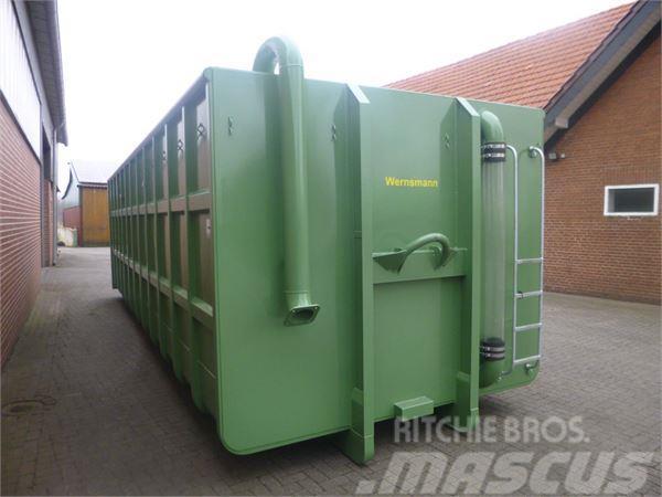 Wernsmann-industrieservice Wernsmann-Feldrandconta, 2016, Övriga lantbruksmaskiner