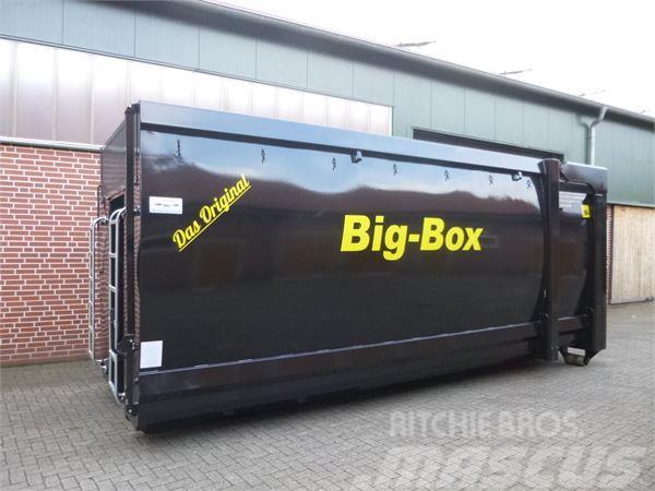 Wernsmann Big- Box...... Das Orginal von 25 bis 50 Kubikmete