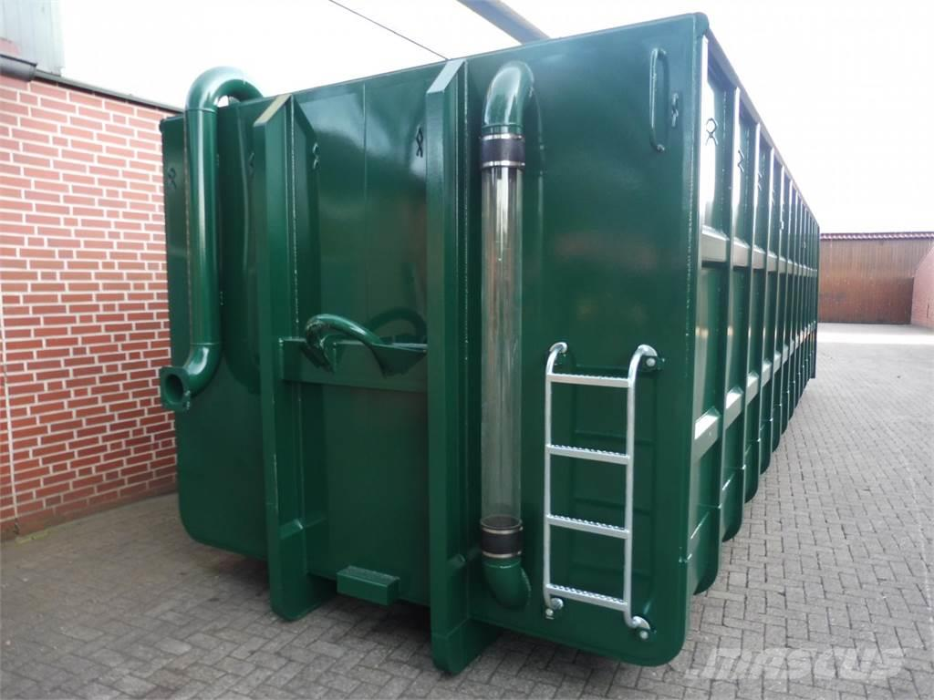Wernsmann Feldrandcontainer ,Güllecontainer