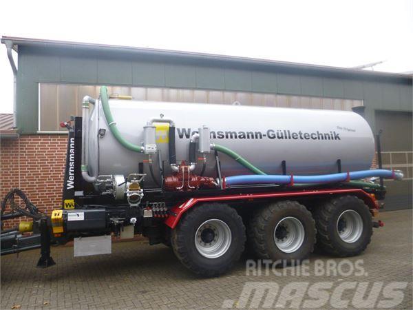 Wernsmann Neu!!!Güllesysteme von Wernsmann-industrieservice