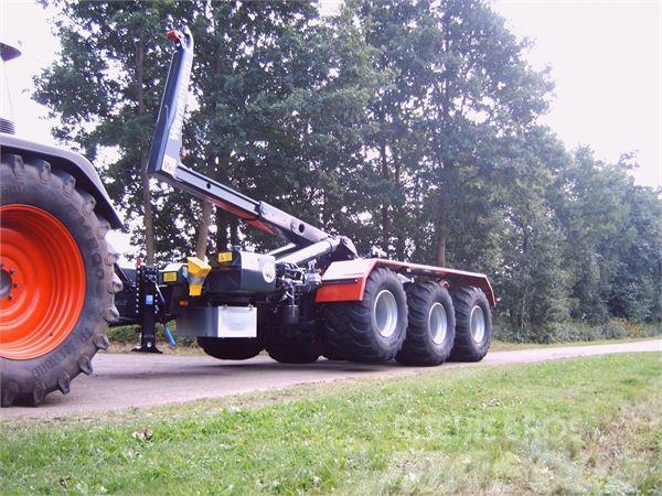 Wernsmann WH31G mit Zwangsgelenkten Achsen mit Meillerhakenl, 2016, Övriga vagnar