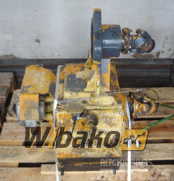 Ahlmann Gearbox/Transmission / Skrzynia biegów Ahlmann AS1