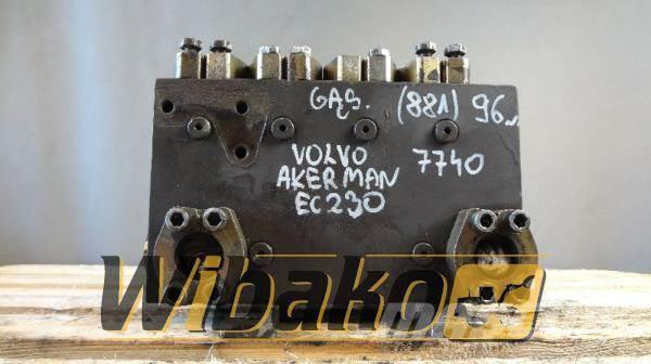 Åkerman Control valve Akerman EC230