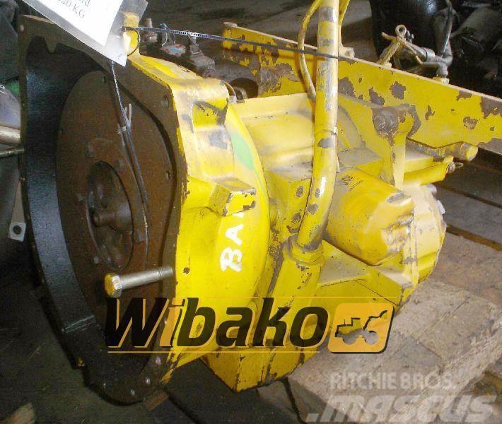 Barford Gearbox/Transmission / Skrzynia biegów Barford 460