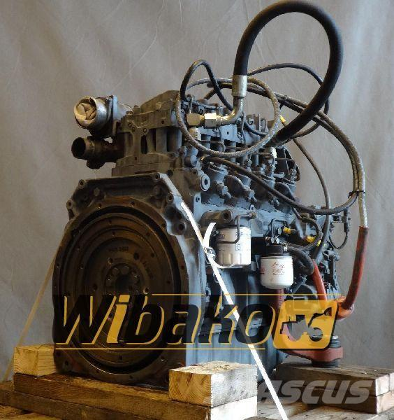 Bomag Engine for Bomag BW177D-4