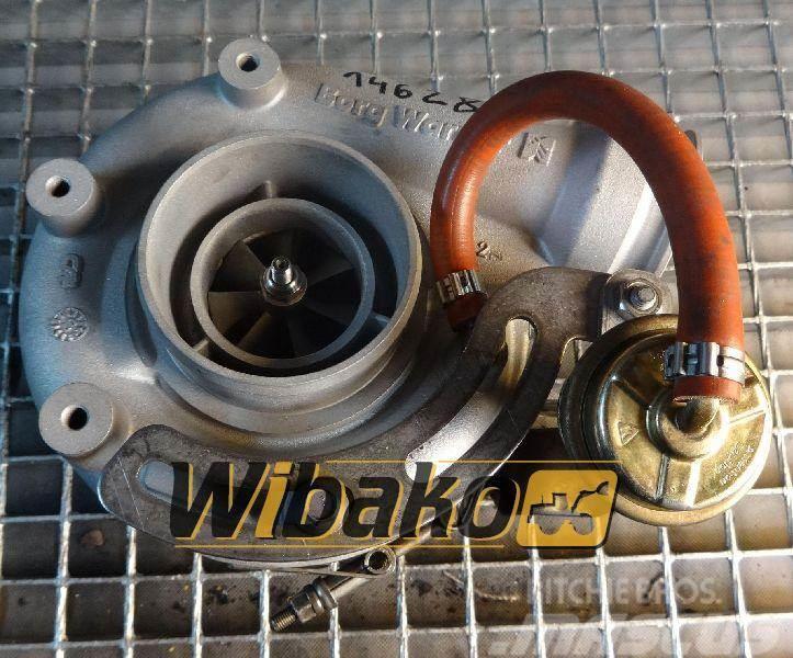 Borg Warner Turbocharger Borg Warner DEUTZ TCD2013