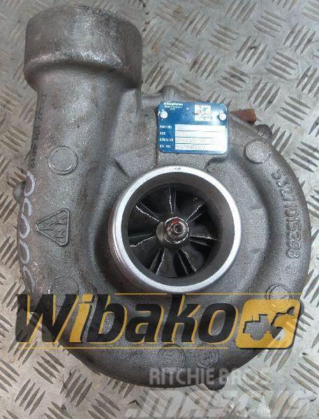 Borg Warner Turbocharger Borg Warner K27.2 53279886607