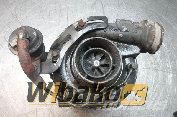 Borg Warner Turbocharger Borg Warner TCD2013 L06 2V 5532710130
