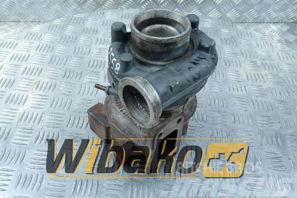 Borg Warner Turbocharger Borg Warner 2013 11621013063