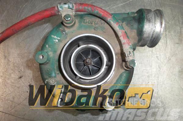 Borg Warner Turbocharger Borg Warner TAD 650 VE/2012 532710130