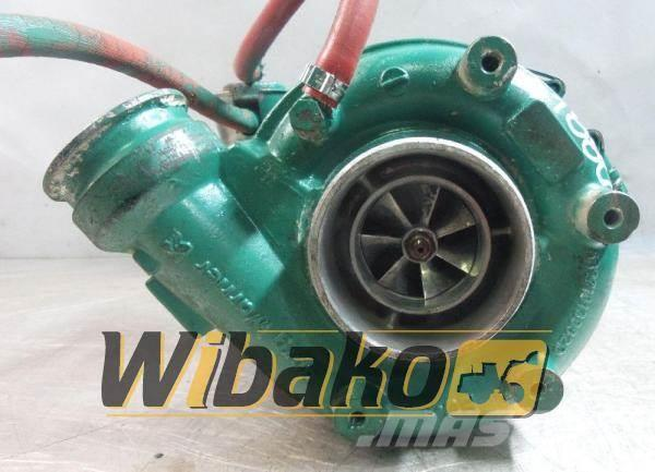 Borg Warner Turbocharger Borg Warner D7D 53271013082D