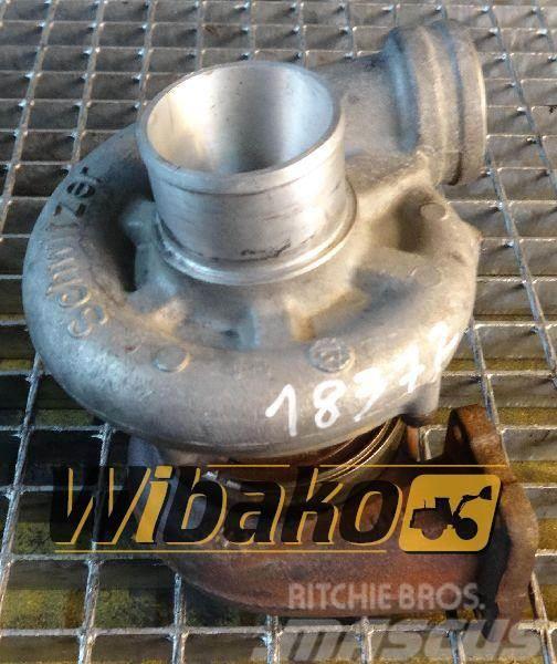 Borg Warner Turbocharger / Turbosprężarka Borg Warner 315002