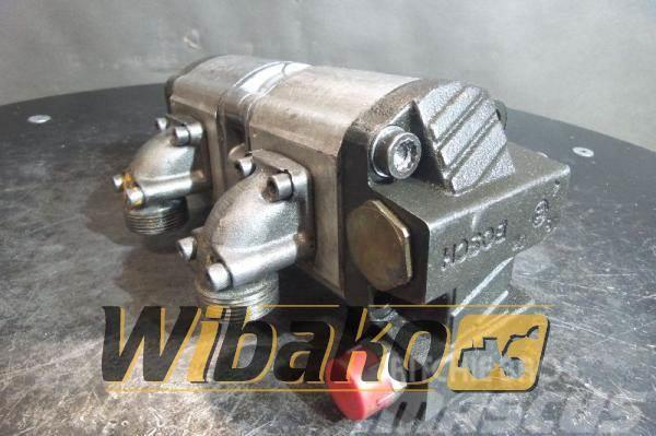 Bosch Gear pump Bosch 0510665391 1517222359/1517222809