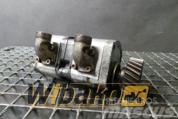Bosch Gear pump / Pompa zębata Bosch 0510565387